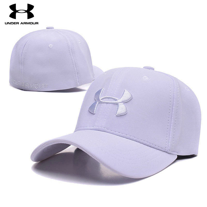 077f77eef6d ... where can i buy under armour unisex golf caps summer classic black  white men snapback golf