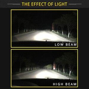 Image 5 - 2x H7 LED H11 H4 Hi/Lo H1 H3 H8 HB1 HB3 HB4 HB5 PS24W HIR2 H13 H16 H27 9005 Car Headlight Bulbs 3000K 4300K 6000K 8000K COB C6
