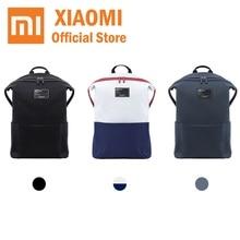 a7d39d4d1a1f6 Xiaomi 90Fun Freizeit rucksack Nylon Rucksack Städtischen Einfache Stil  Wasserdichte Tasche Große Kapazität Reise Schule 15