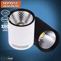 Поверхностного Монтажа Прожекторов COB СВЕТОДИОДНЫЙ Прожектор 5 Вт 7 Вт 10 Вт 15 Вт 20 Вт 30 Вт Фона Потолок стены Прожекторы Высокой Мощности