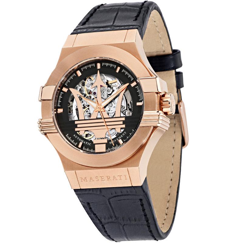 Relojes de pulsera mecánicos para hombre Maserati Velocita - Relojes para hombres - foto 4