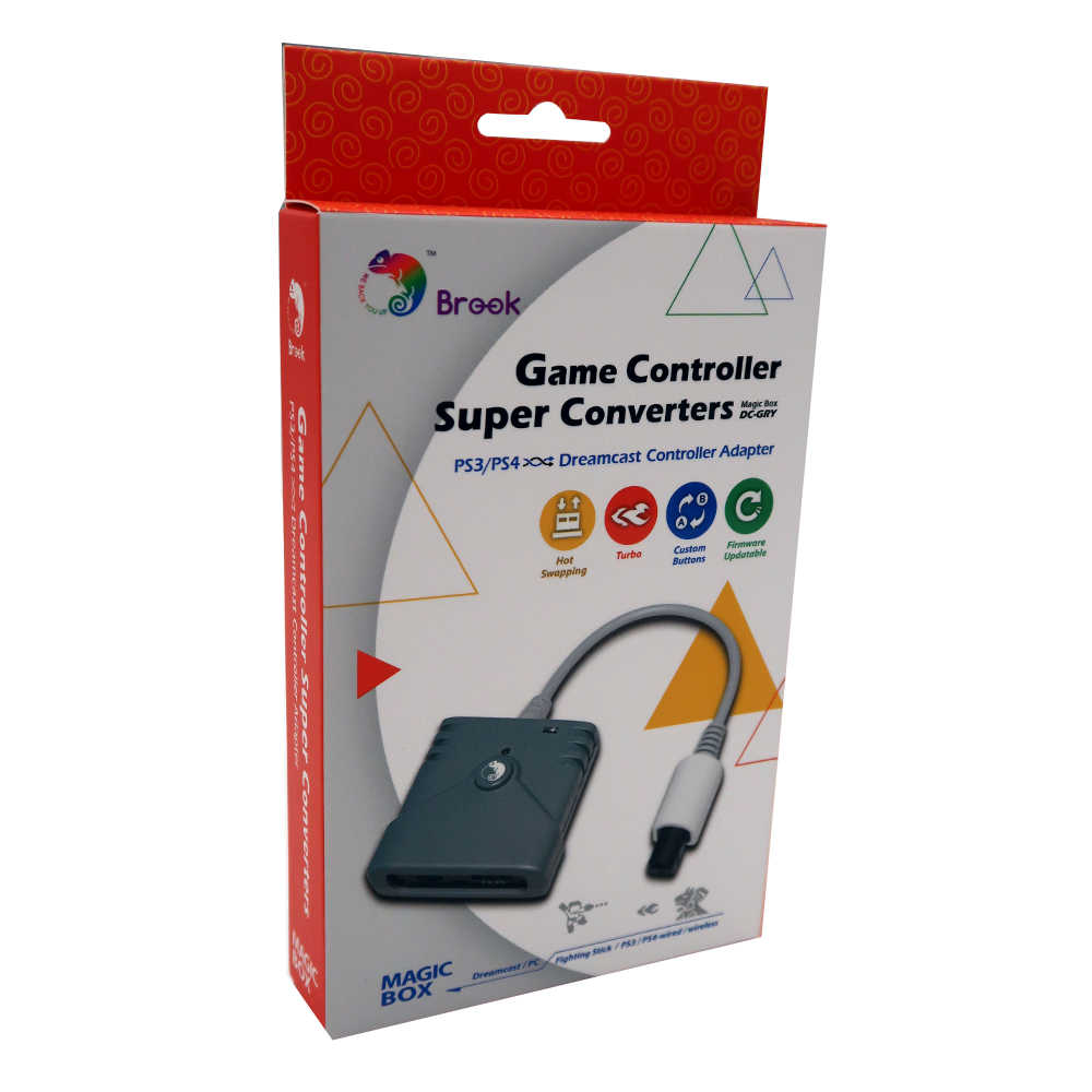Detail Feedback Questions about Brook Super Converter for PS3/PS4 to on