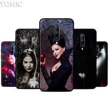 once upon a time regina mills Silicone Case for Oneplus 7 7Pro 5T 6 6T Black Soft Case for Oneplus 7 7 Pro TPU Phone Cover