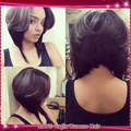 7A Quality Short Full Lace Wig Bob Cut Wigs For Black Women Brazilian virgin glueless Human Hair Lace Front Wigs With Baby Hair