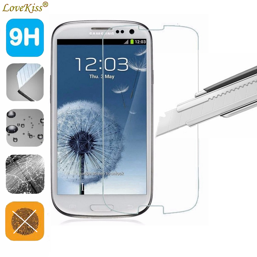 9H Tempered Glass Film For Samsung Galaxy S3 SIII Neo i9301i I9300i GT-i9300 Screen Protector Protective Glass Film Case Cover9H Tempered Glass Film For Samsung Galaxy S3 SIII Neo i9301i I9300i GT-i9300 Screen Protector Protective Glass Film Case Cover