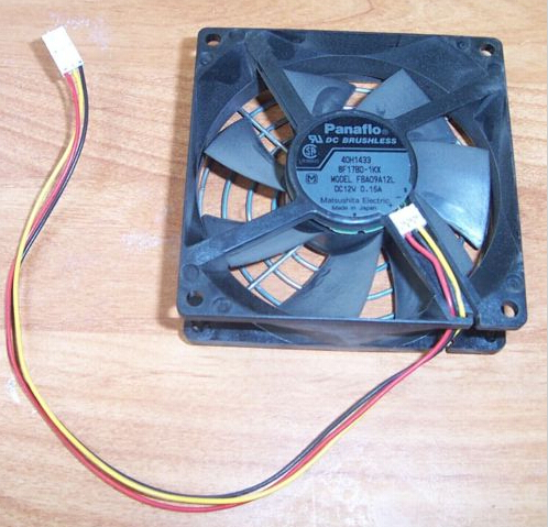 40H1433 RS/6000 F50 12V 0.15A 92MM FAN Original 95%New Well Tested Working One Year Warranty