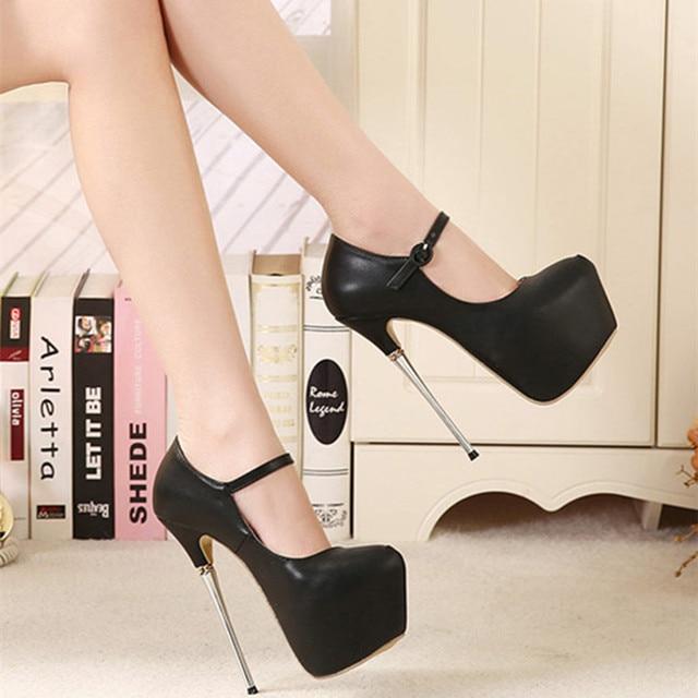 500bd04f9a New 2016 Women Sexy Utral High Heels Women Platform Shoes Ladies Stylish  High Heel Wedding Shoes
