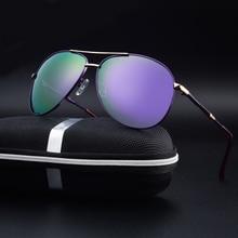 Ms 2016 sunglasses polarized sunglasses Double color big box driving sunglasses