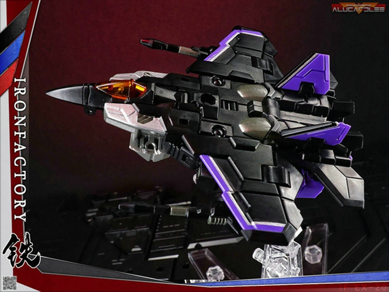 Iron Factory IF-EX20V Wing of Tyrant Purple Version,In stock