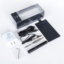 Intelligent Soldering Iron TS80 Thermostat Mini Electric Solder Iron Digital Electric Soldering Iron Set Welding Tool