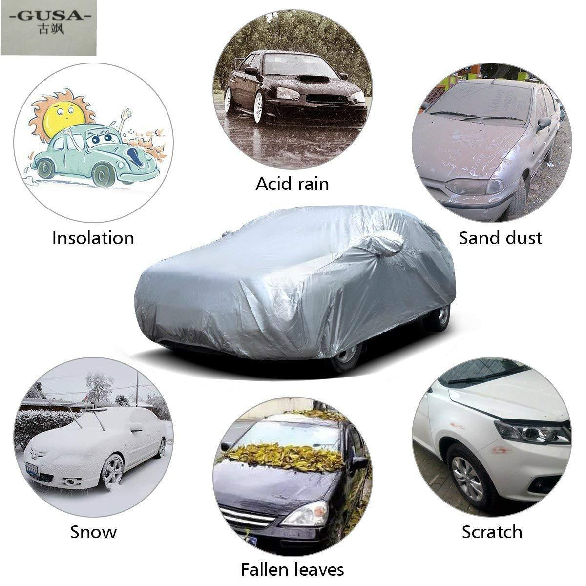 Car-Covers Snow-Dust-Cover Hyundai Ix35 Full-Protection Outdoor Sun For Getz Starex Veracruz