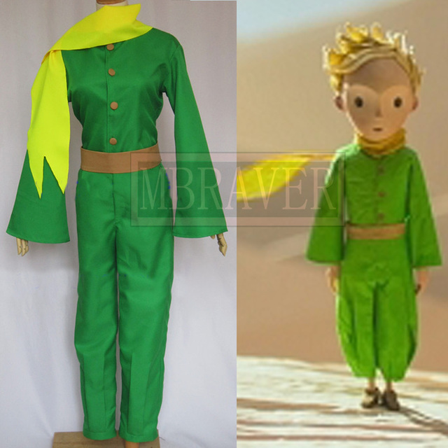 the little prince le petit prince france film cosplay costume on alibaba group. Black Bedroom Furniture Sets. Home Design Ideas