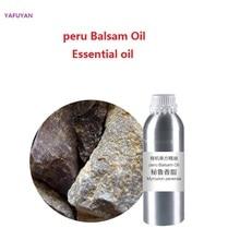 10-50ml/bottle peru Balsam Oil essential oil organic cold pressed  vegetable  plant oil Scraping, massage skin care