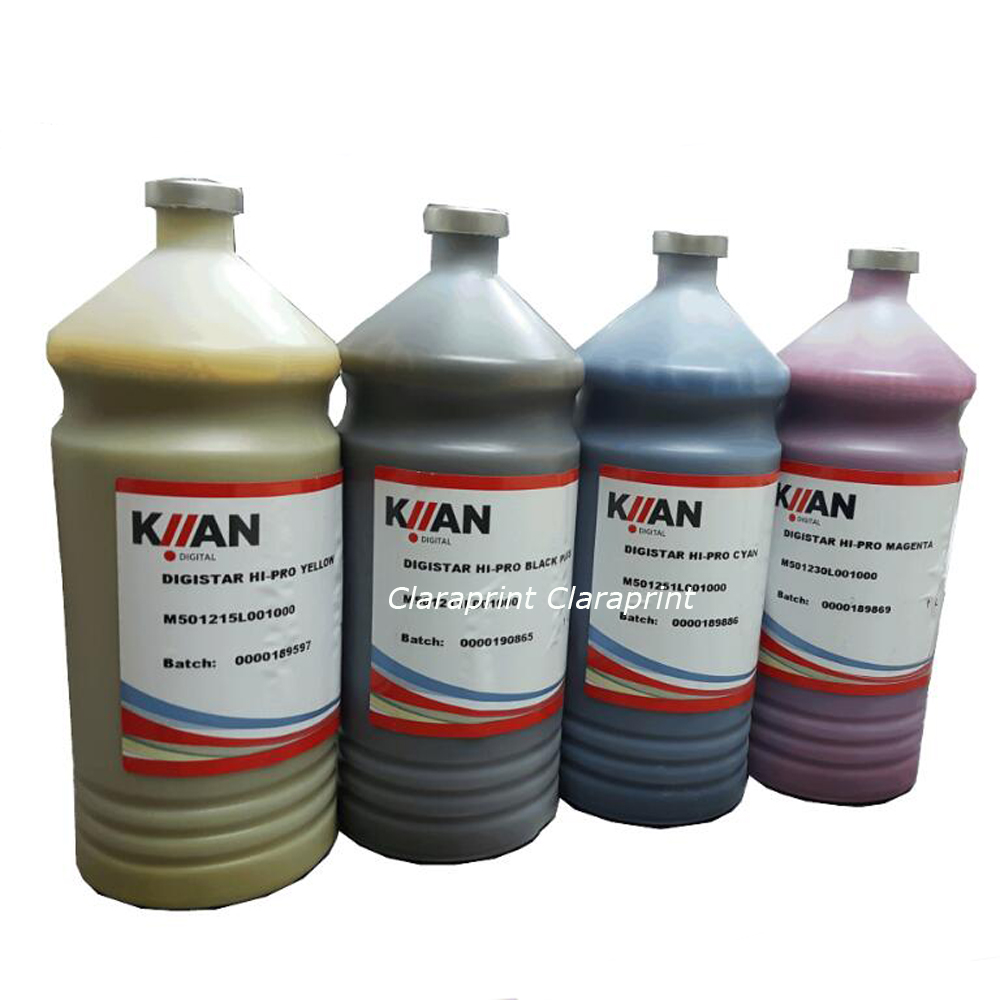 US $239 99 |4 colors/set Kiian Digistar HI PRO Sublimation Ink for Transfer  Printing 1000ml Bottle-in Printer Parts from Computer & Office on