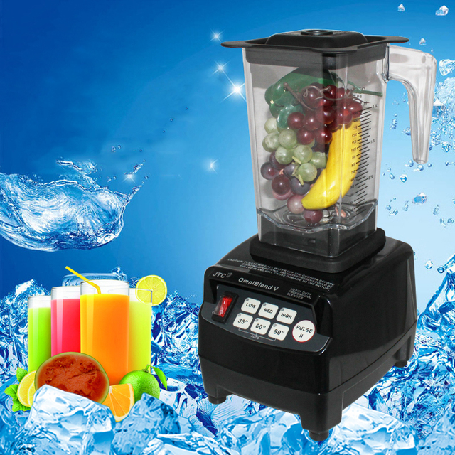 Commercial Multi function Soybean Milk Machine Home Appliances Ice Crusher