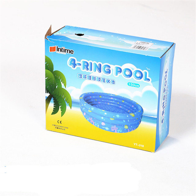 New Arrival 8028cm Baby Kid Inflatable Round Small Swimming Pool Child Plastic Pools Piscina Toy