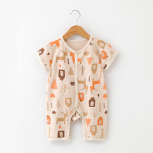 2018 new Baby Rompers for Newborn Baby C