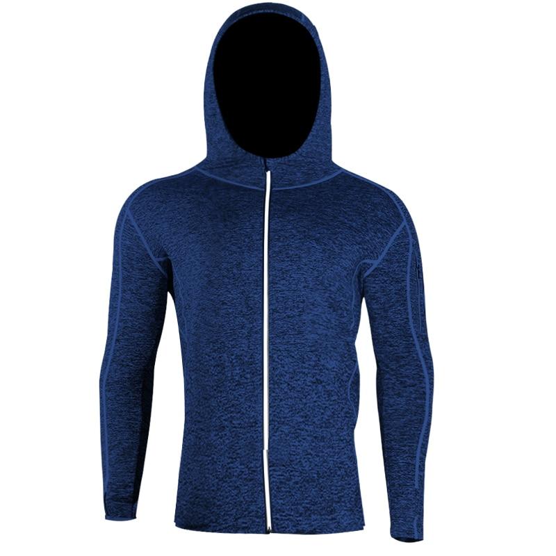 Men's MMA Hoodies 2018 Hoodies Long Sleeve T-shirt Men's Compression Shirts Tracksuit Male Sweatshirt Hoody