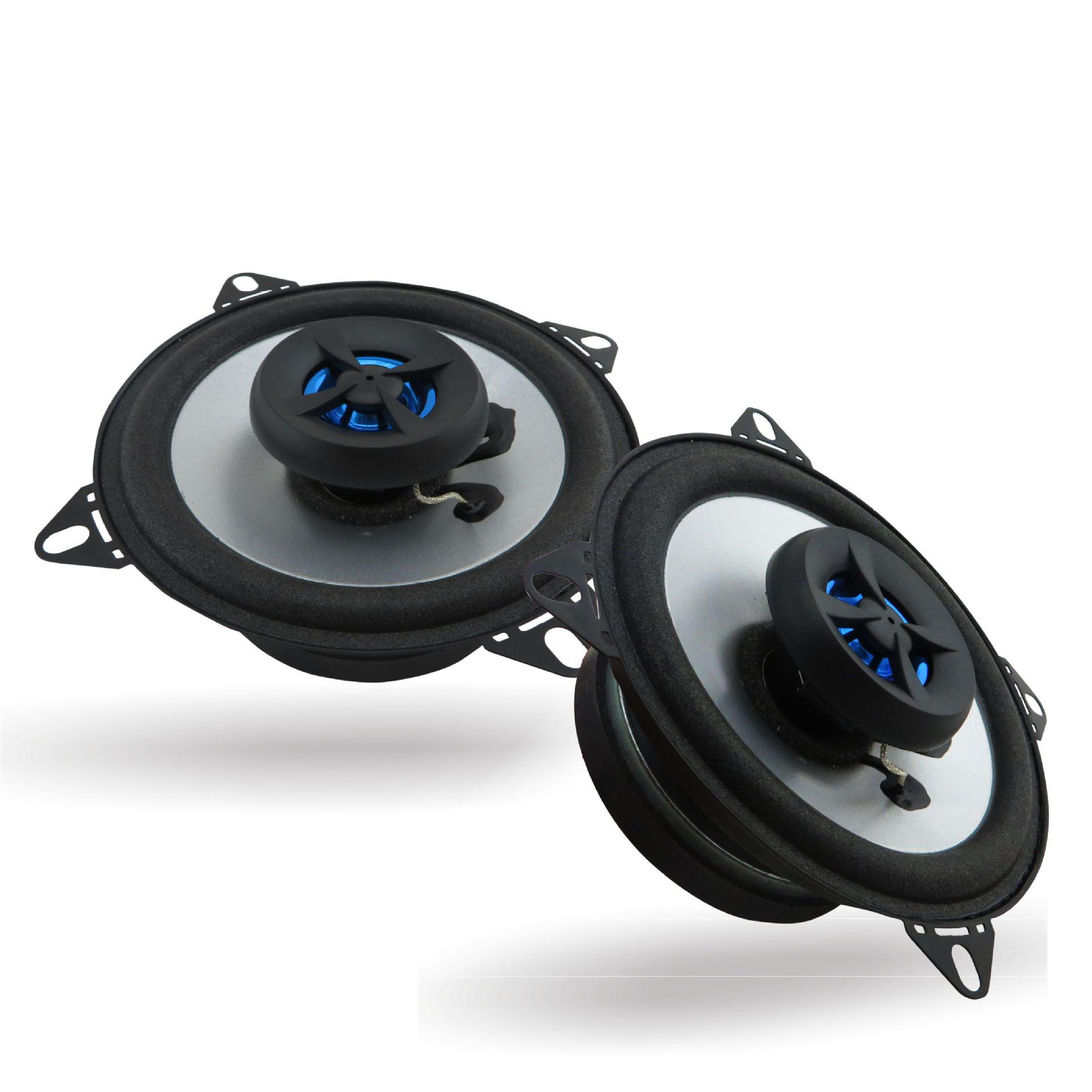 4 Inch Car Speakers High-end Coaxial Speakers 2-way High-end Car Coaxial Horn Classic Series Of  Auto Audio System Speakers brand new pioneer d series ts d6902r 6x9 720 watt peak 160 watt rms pair 2 way coaxial car speakers with dual layer imx aramid basalt fiber composite cone