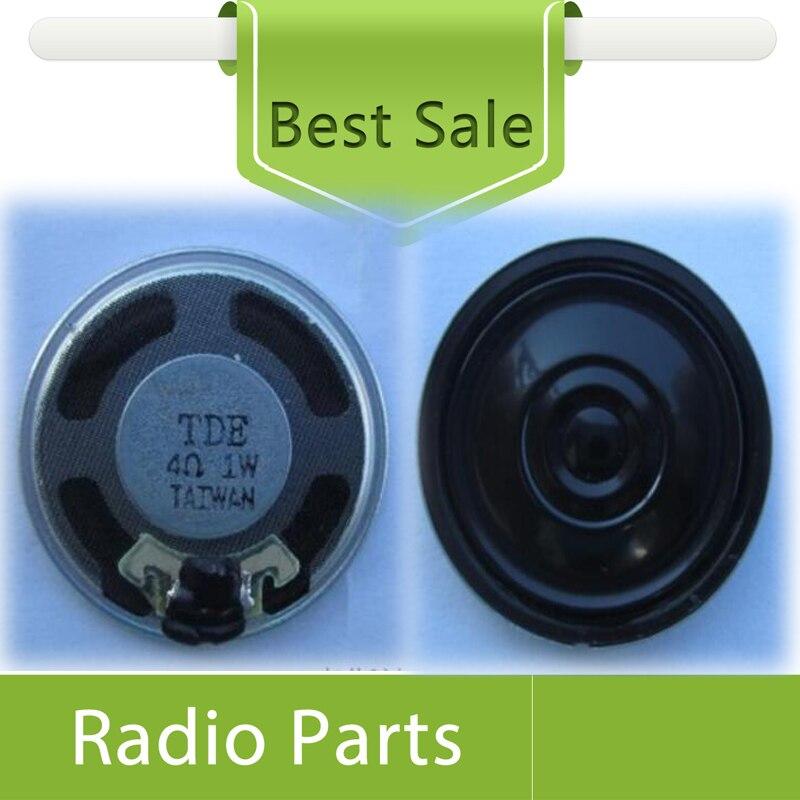 bilder für 10X Lautsprecher 4Ohm 1 Watt Durchmesser 36mm Für Walkie Talkie TK3107 und so weiter