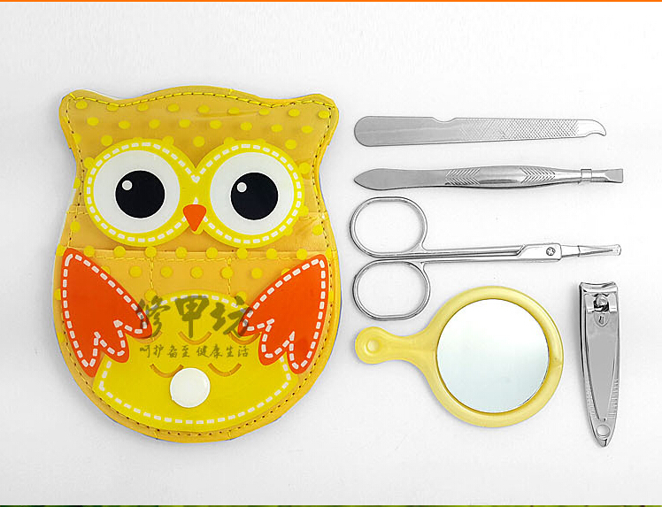 Owl Manicure Set Favor 60SET LOT Wedding Bridal Favor Baby Shower Gifts In Party Favors From