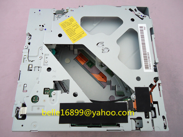 Free shipping 100% Brand new Matsushita 6 disc cd changer mechanism E9823 E9482 For Mazdaa CX9 VW Q7 A4L Car mp3 CD player