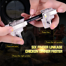 Mobile Phone Universal Game Trigger 2 pc