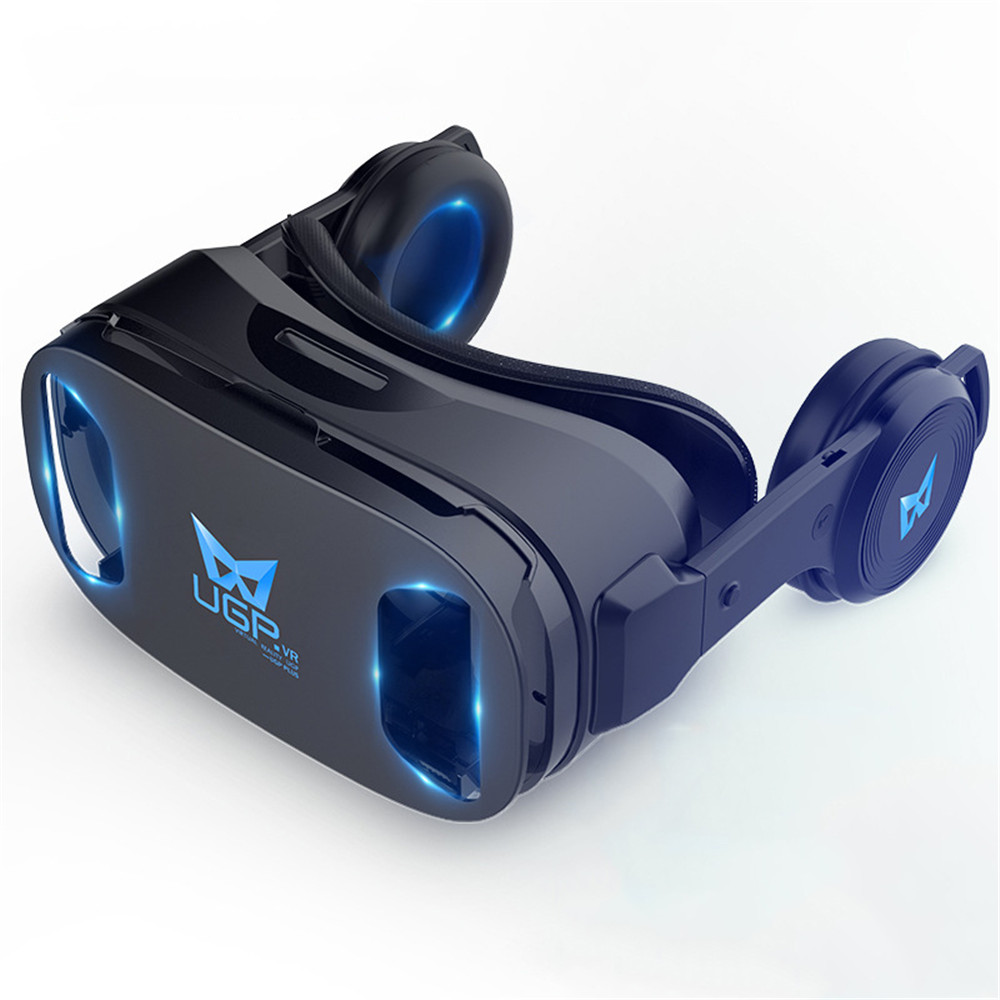 U8 VR smart glasses 3D cinema font b virtual b font font b reality b font