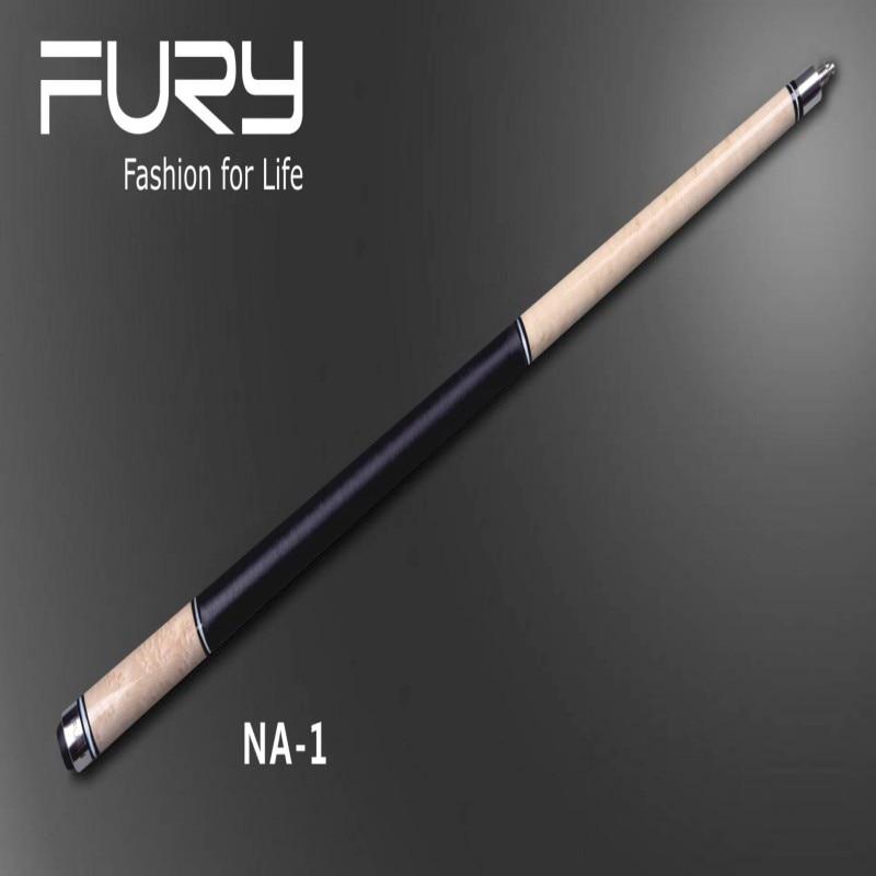FURY Cue/ America Pool Cue/Premium Cue Stick/Billiard Cues/ 11.75mm&12.75mm tip(optional) /NA-1 2017 poinos break pool cue punch