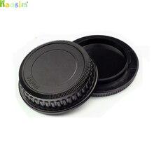 10 짝/몫 고품질 카메라 바디 캡 + 후면 렌즈 캡 (K10D 용) K20D K200D K100D K 7 (Pentax PK 용) Ricoh camera Mount