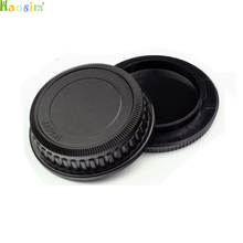 10pair/lot high quality camera Body cap + Rear Lens Cap for K10D K20D K200D K100D K 7 for Pentax PK Ricoh Camera Mount