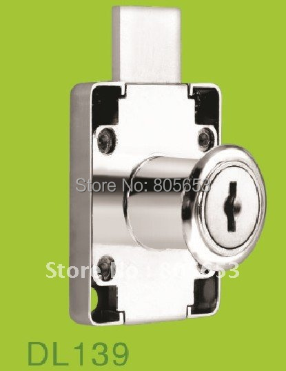 zinc alloy quality goods High-class drawer lock/furniture lock/cabinet lock + new (DL139-22)