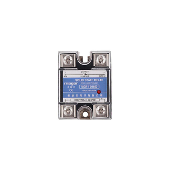 smart home relay power accessories SSR 50A Single Phase Solid State Relay DC Control AC MGR-1 D4850 Load voltage 24-480V