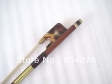 Top quality  Brazilwood Ebony Viola bow  with best Mongolia horse tail and best elastic,size 4/4,1/4 new 1 pcs 16 viola bow brazilwood crystal thread parts balance straight strong 84