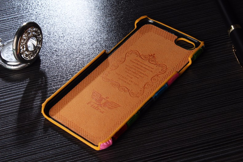Color case for iPhone 6 6S Plus crocodile genuine leather COVERS