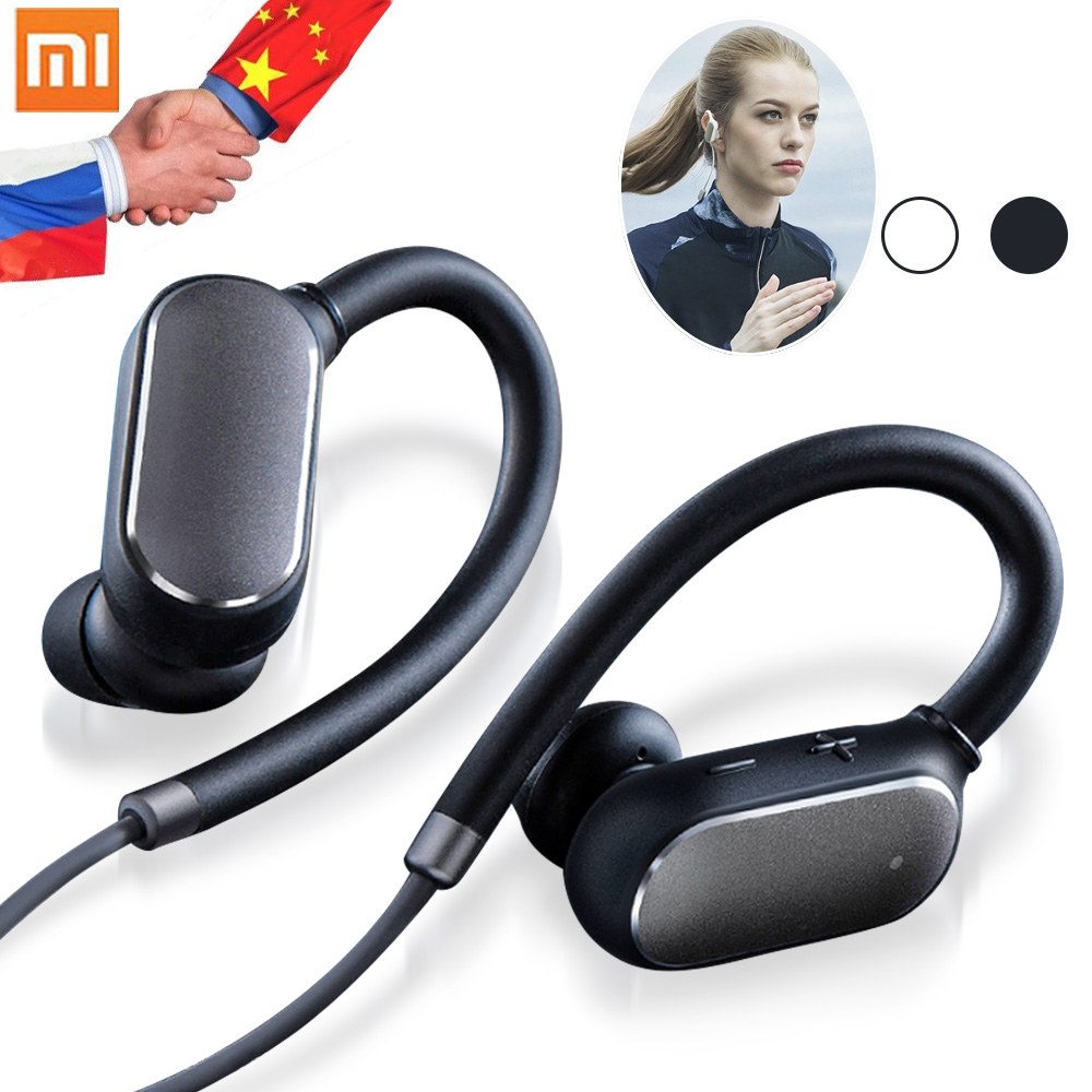 Original Xiaomi Sports Bluetooth Headset Music Earbuds Waterproof Wireless Earphones with Mic Mi earphone ecouteur bluetooth admi headphones dual drivers dynamic wired music headset with mic bass sports in ear earphones noise earbuds auricolari ecouteur