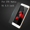 "2pcs/lot 5.5"" For ZTE Nubia N1 Tempered glass screen Protector For ZTE Nubia N 1 Glass flimfilm glass screen protection"