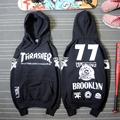New fashion thrasher shark hoodie cotton lovers pullover skt t1 skateboard assc men's sportswear BF sweat Palace brand clothing