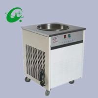 15KG/H Fried ice cream machine, one pan flat fried ice cream maker R22,Fry ice cream machine,ice cream roll machine
