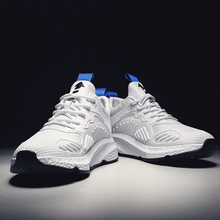 2019 new trend summer breathable mesh shoes increased wild casual white sports shoes women s casual shoes 2019 foreign gas spring and summer breathable mesh red wild wedges with increased shoes