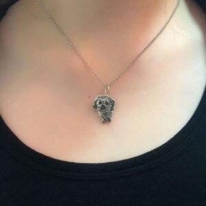 Image 5 - Индивидуальное изготовление на заказ, фото, драгоценности, ожерелье педант DIY с собакой, Очаровательное ожерелье с животными, ювелирные изделия