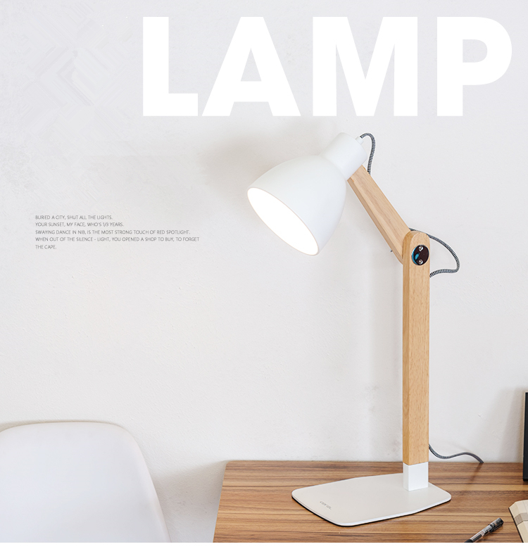 9 Color Modern Colorful Brief Nordic Iron Table Lamp E27 Led Light Desk Lamp With Switch For Study Living Room Workroom Bedside Various Styles Led Lamps Lights & Lighting