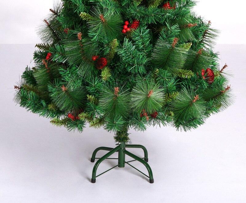 aliexpresscom comprar 45ft rbol de navidad artificial obtener falda del rbol navidad decoraciones para el hogar de la aguja del pino del rbol de