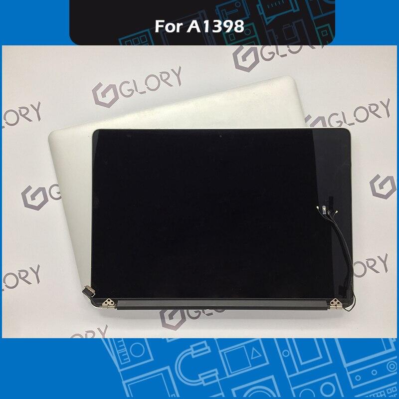D'origine A1398 LCD Assemblée D'écran pour Macbook Pro Retina 15 A1398 Écran Assemblée D'affichage Remplacement 2013 2014 2015