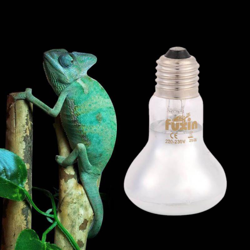 220 V 25/50/75/100 W Haustiere Wärme Lampe Spot Lampe Reptil Beleuchtung Licht Sonne Lampe Reptil Wärme Lampe Für Pet Grübler