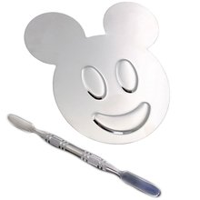 High Quality Palette Stainless Steel With Toner Bar Scrub Bag (Mickey)