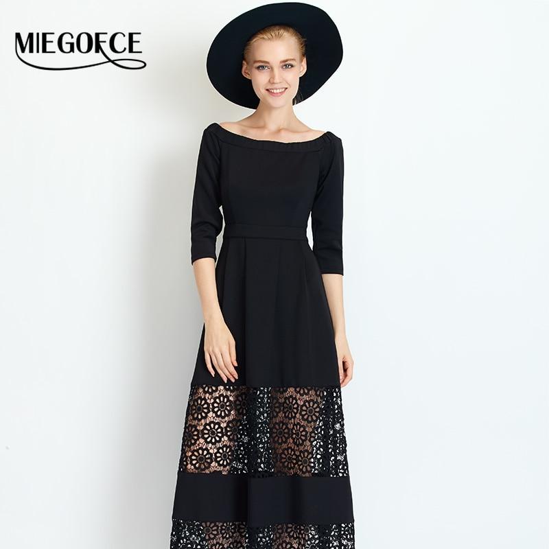 Aliexpresscom  Buy Long Dress Women Work Casual Elegant -5027