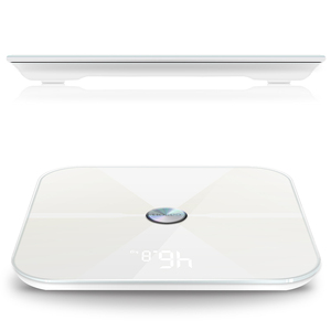 Image 4 - GASON T6 Body Fat Scale Floor Scientific Electronic LED Digital Weight Bathroom Household Balance Bluetooth APP Android or IOS
