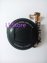 FREE SHIPPING! Camera Lens Zoom With CCD Anti-shake Repair Part For Canon SX120 Digital Camera (Color : Black)