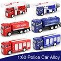 Crianças toy cars caminhão modelo de carro popular toys para crianças 1: 60 engenharia liga brinquedo carro crianças caminhão de mineração do presente de aniversário